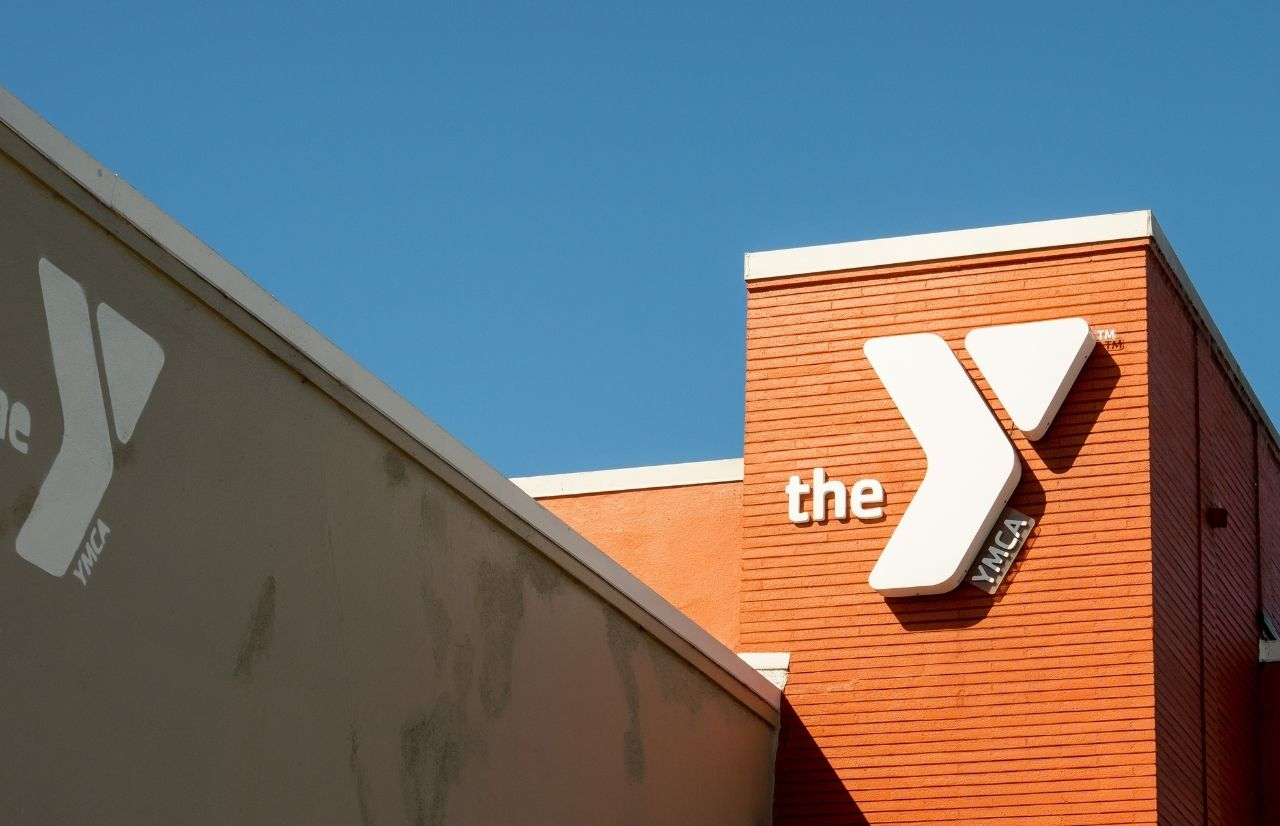 Is YMCA Tax Exempt front entrance